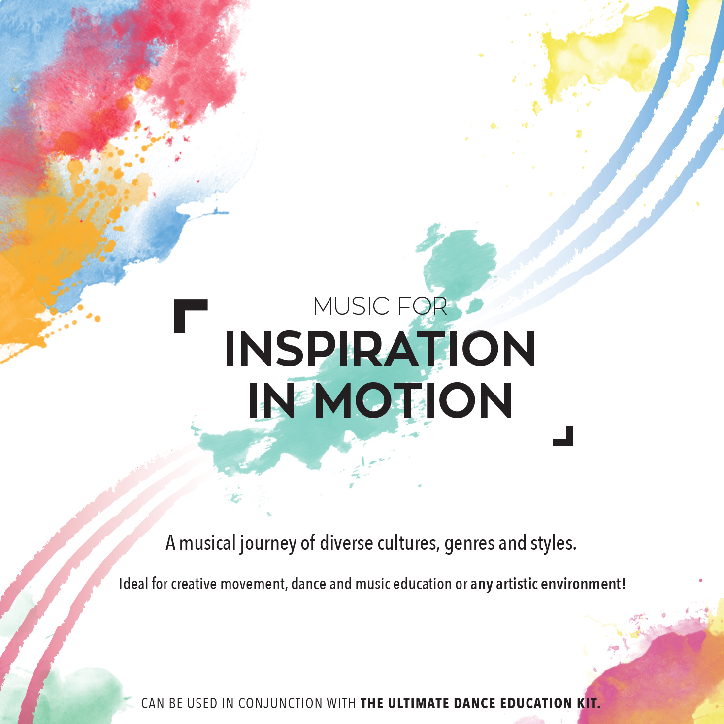 Music for Inspiration in Motion CD